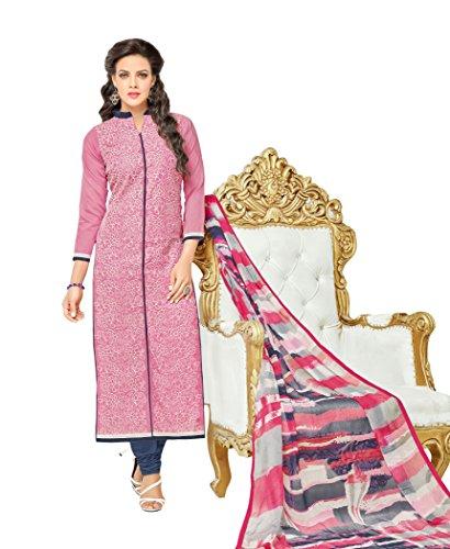 New Exclusive Designer Long Straight Pakistani Concept Salwar Suit
