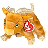 TY Beanie Baby - THE OX Chinese Zodiac