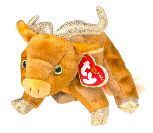 TY Beanie Baby - THE OX Chinese Zodiac - 1