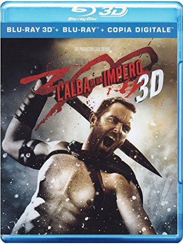 300 - L'alba di un impero (2D+3D) [3D Blu-ray] [IT Import]