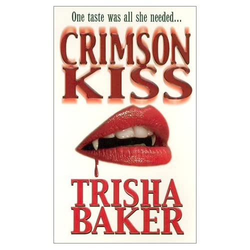 Crimson Kiss (Pinnacle Horror)