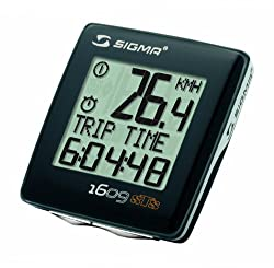 Sigma BC 1609 STS Wireless Bicycle Speedometer from SIGMA