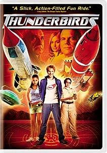 amazoncom thunderbirds widescreen edition bill paxton