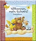 Willkommen mein Schatz! Babyalbum - Anna Karina Birkenstock