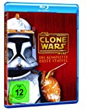 Image de BD * Star Wars: The Clone Wars - Die komplette 1. Staffel (Box Set / 3 Discs) [Blu-ray] [Import alle