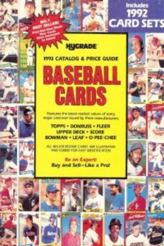 Baseball Cards Catalog and Price Guide of Topps Bowman Donruss Fleer Leaf O Pee Cee Score and Upper Deck 1993