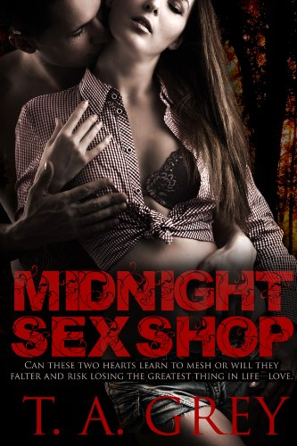 T. A. Grey - Midnight Sex Shop (English Edition)