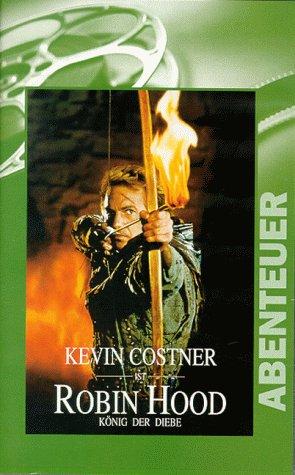 Robin Hood - König der Diebe [VHS]