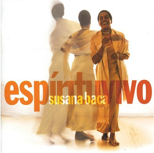 CD : Susana Baca - Espiritu Vivo (CD)