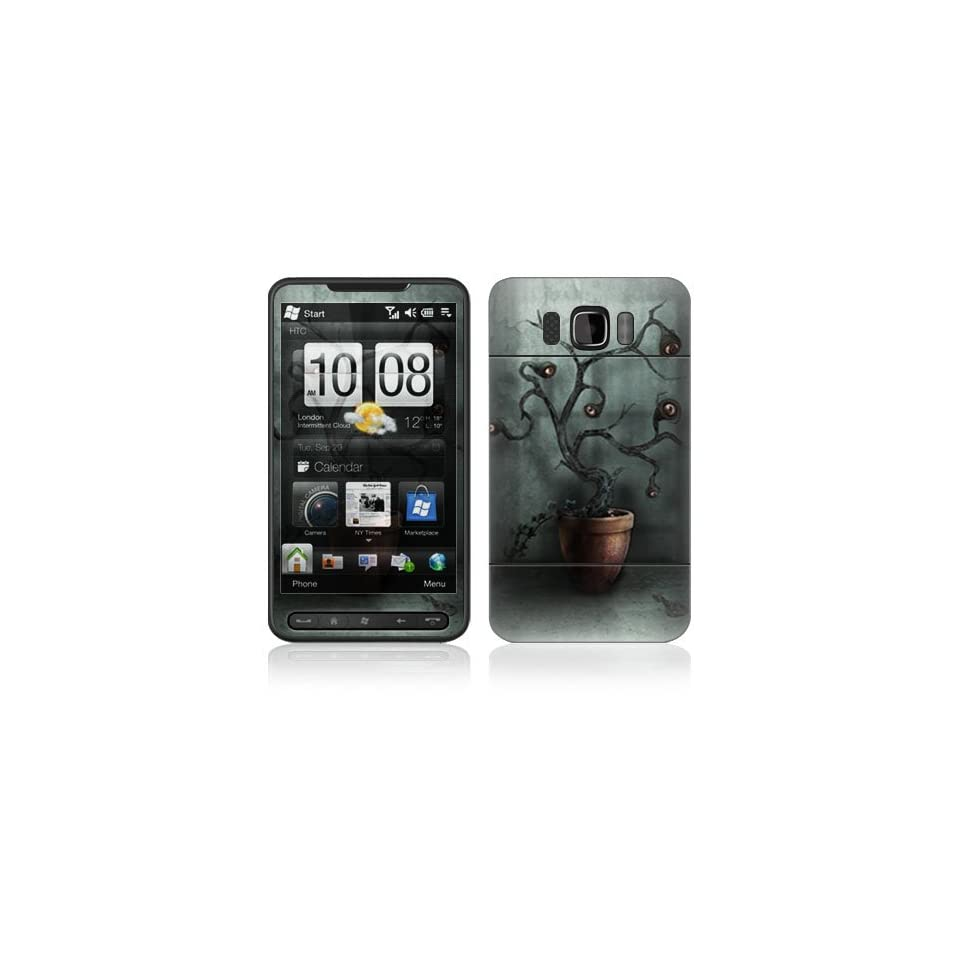 Alive Decorative Skin Cover Decal Sticker for HTC HD2 (T mobile) Cell Phone