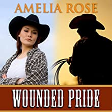 Wounded Pride: License to Love, Book 3 Audiobook by Amelia Rose Narrated by Lawrence D. Yaklin