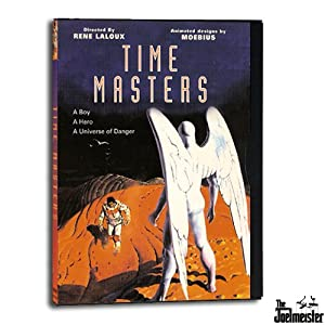Amazon.com: Time Masters: Jean Valmont, Michel Elias, Frédéric ...