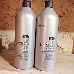 Pureology Hydrate Shampoo 33.8 oz & Condition 33.8 oz Duo Set