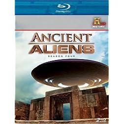 Ancient Aliens: Season Four [Blu-Ray]