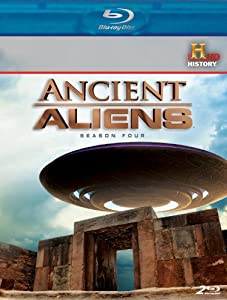Ancient Aliens: Season 4 [Blu-Ray]