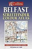 echange, troc Collectif - Belfast Streetfinder Colour Atlas