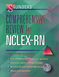 Saunders Comprehensive Review for NCLEX RN by Silvestri PhD RN