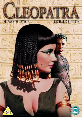 Cleopatra 2 Disc [DVD] [1963]