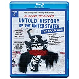 Untold History of the United States Part 2: The Cold War [Blu-ray]
