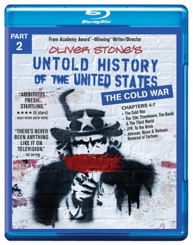 Untold History of United States Part 2: Cold War [Blu-ray]