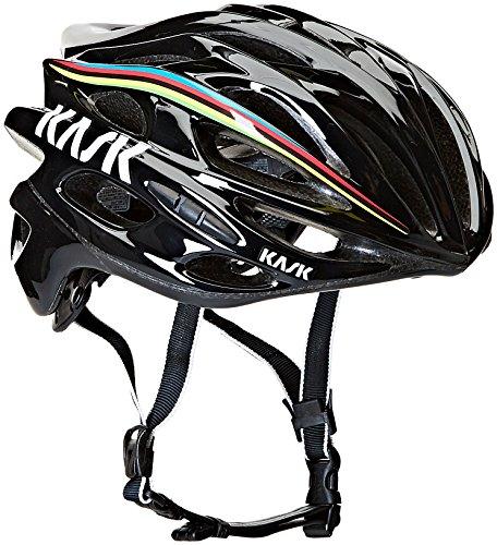 Kask, Casco da ciclismo Mojito, Nero (Black Iride), M