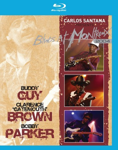 Blu-ray : Santana - Santana Presents Blues at Montreux 2004