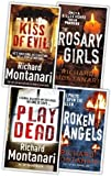 Richard Montanari Richard Montanari 4 Collection Books Set RRP £27.96