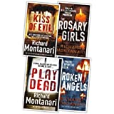 Richard Montanari 4 Collection Books Set RRP �27.96by Richard Montanari