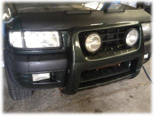 AB-00516-Opel-Frontera-1991-2004-BRA-DE-CAPOT-PROTEGE-CAPOT-Tuning-Bonnet-Bra
