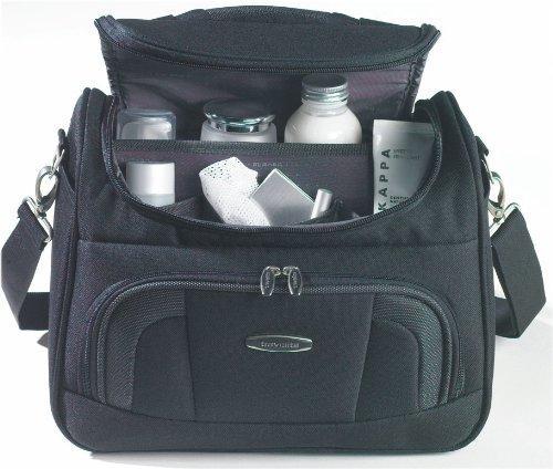 Travelite Beauty Case da viaggio Orlando, 20 litri, Nero