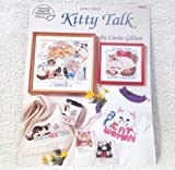 img - for Kitty Talk Cross Stitch book / textbook / text book