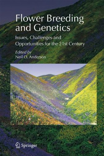 Flower Breeding And Genetics: Issues, Challenges And Opportunities For The 21St Century front-732821