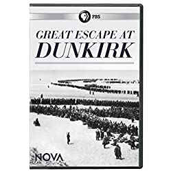 NOVA: Great Escape at Dunkirk DVD