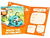 The Octonauts Invitations (8)
