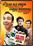 41-Year-Old Virgin Who Knocked Up Sarah Marshall [DVD] [2010] [Region 1] [US Import] [NTSC]