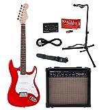 Rocktile Sphere E-Gitarren Classic-Set Red