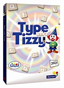 Type with Tizzy - keyboard familiarity for infants - CD-ROM published by Sherston - Home User