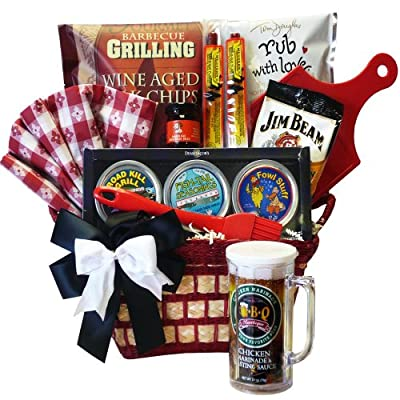 Art of Appreciation Gift Baskets Road Kill Grill Meat Rub BBQ Gift Set