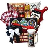 Road Kill Grill Meat Rub BBQ Gift Basket Set