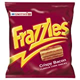 Smiths Frazzles Crispy Bacon Flavour Corn Snacks x30