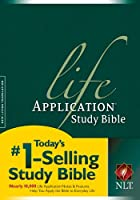 Life Application Study Bible NLT (English Edition)