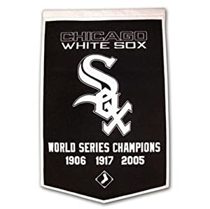 MLB Chicago White Sox Dynasty Banner by Winning Streak