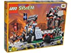 Lego Ninja Stone Tower Bridge 6089