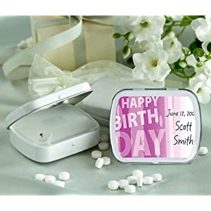 ... Birthday Card Design Personalized Glossy White Hing