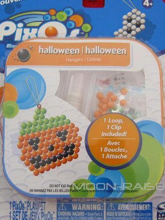 Pixos Halloween Pumpkin Activity Set - 1