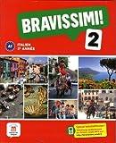 Italien 2e année A2 Bravissimi ! 2