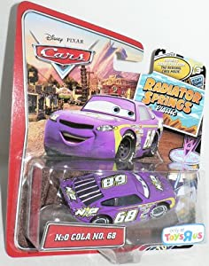 disney cars n2o cola 68 collection radiator springs classic voiture miniature echelle 1 55. Black Bedroom Furniture Sets. Home Design Ideas