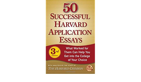 harvard admissions essays book Amazonin - buy 50 successful harvard application essays: what worked for them can help you get into the college of your choice book online at best prices in india on amazonin read 50 successful harvard application essays: what worked for them can help you get into the college of your choice book reviews & author details and.