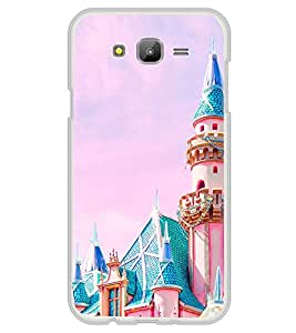 Famous Castle 2D Hard Polycarbonate Designer Back Case Cover for Samsung Galaxy On5 (2015) :: Samsung On 5