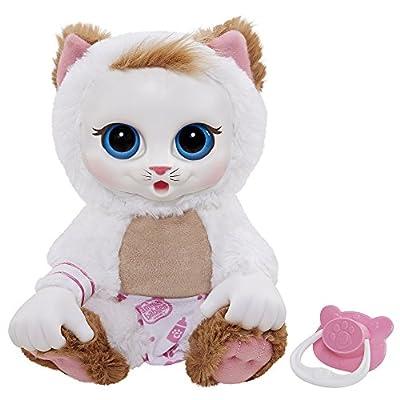 Animal Babies Baby Persian Kitten Plush by Animal Babies